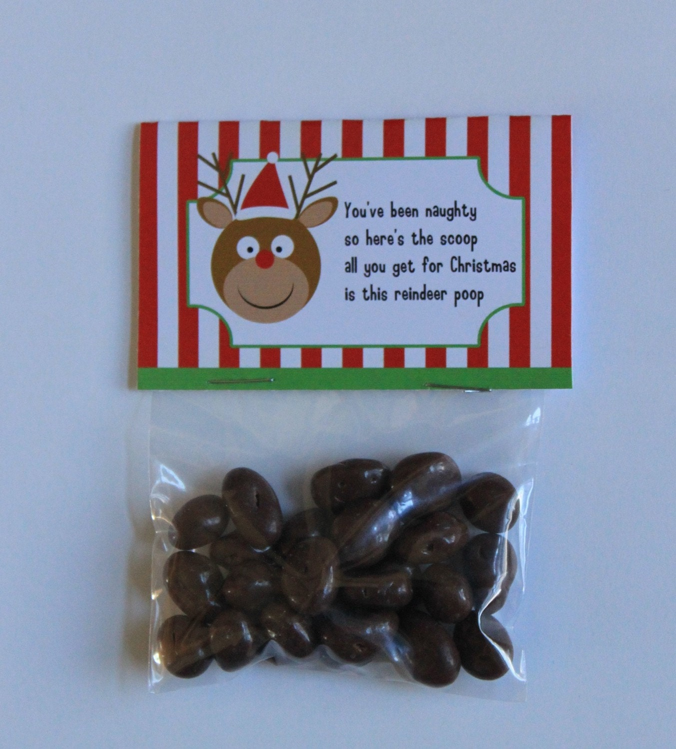 Free Printable Reindeer Candy Bag Craft | Search Results | Calendar 2015