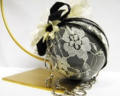 Chained Wedding Ornament Keepsake Favor Gift--READY TO SHIP