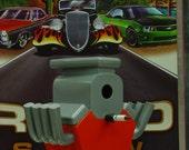 Blown Race Motor  - Yes it's a Birdhouse