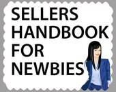 Sellers handbook for newbies. Launch Your Store Without Losing Your Mind. Sell on Etsy CONSULTATION PACKAGE.