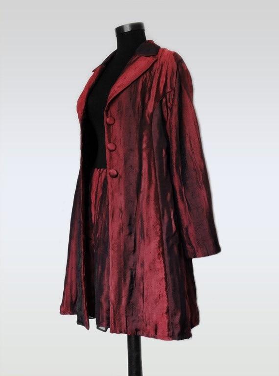 Ladies business suit