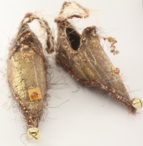 Fairy Shoes belong to Tilly Chester Faerie