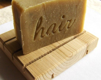 100 MEDIUM Size Cedar Natural Wood Spa Soap Pack custom sizing available Bulk Pricing - No Discount codes, please.  Green