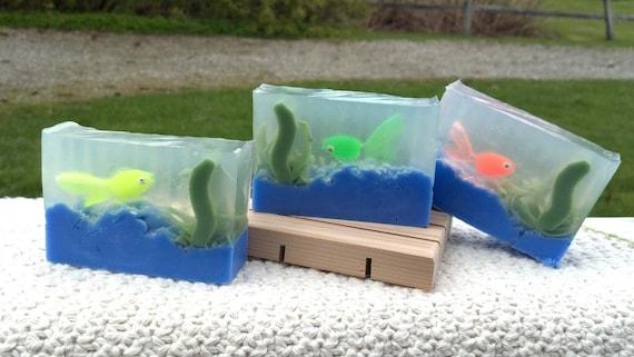 Fish Bowl Soap