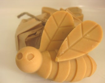 Bumblebee Soap Dirty Bug Scent Shaped Bee Soap