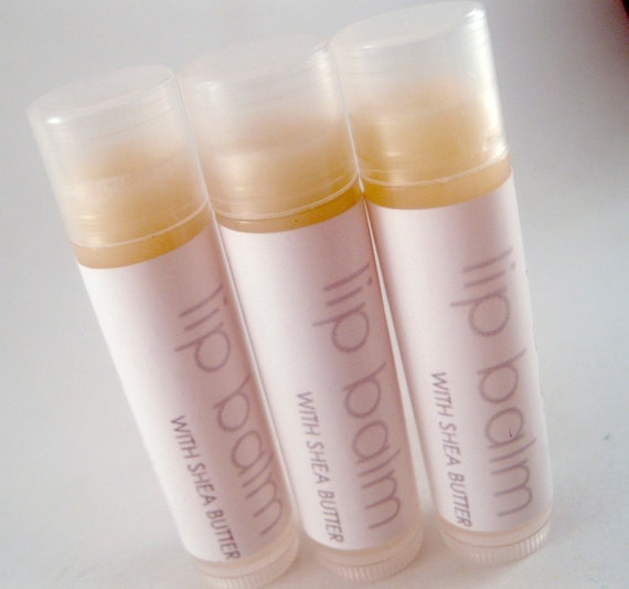 Star Anise Lip Balm - Beeswax Lip Balm with Shea Butter Essential Oils