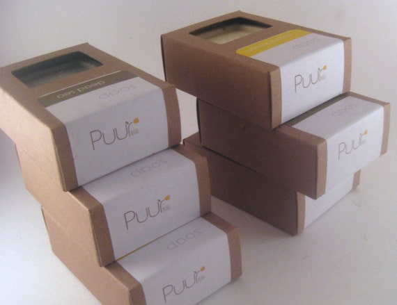 Soap Sampler - 6 bulk soaps - Vegan Castile Soap Set of Six Handcrafted Soap FREE SHIPPING