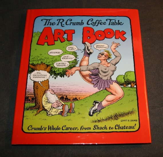 Coffee Table Art Books