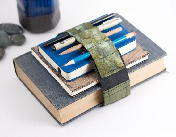 Adjustable Velcro Bandolier /  Moss / READY TO SHIP