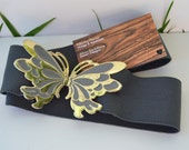 Women's Vintage Butterfly Belt