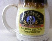 Shakespeare Brewery Sir Toby Belch's Ginger Beer Stein - Auckland, New Zealand