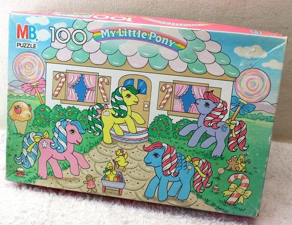 My Little Pony 100 Piece Jigsaw Puzzle