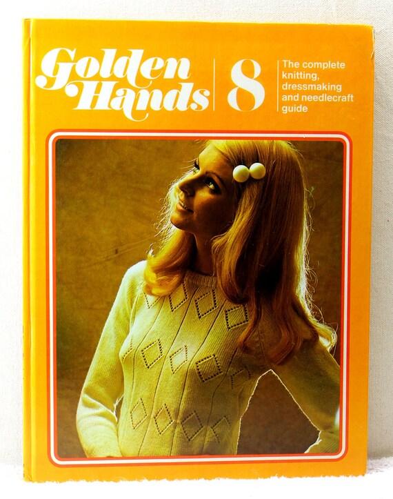 Golden Hands Volume 8 - 1970s Craft Books