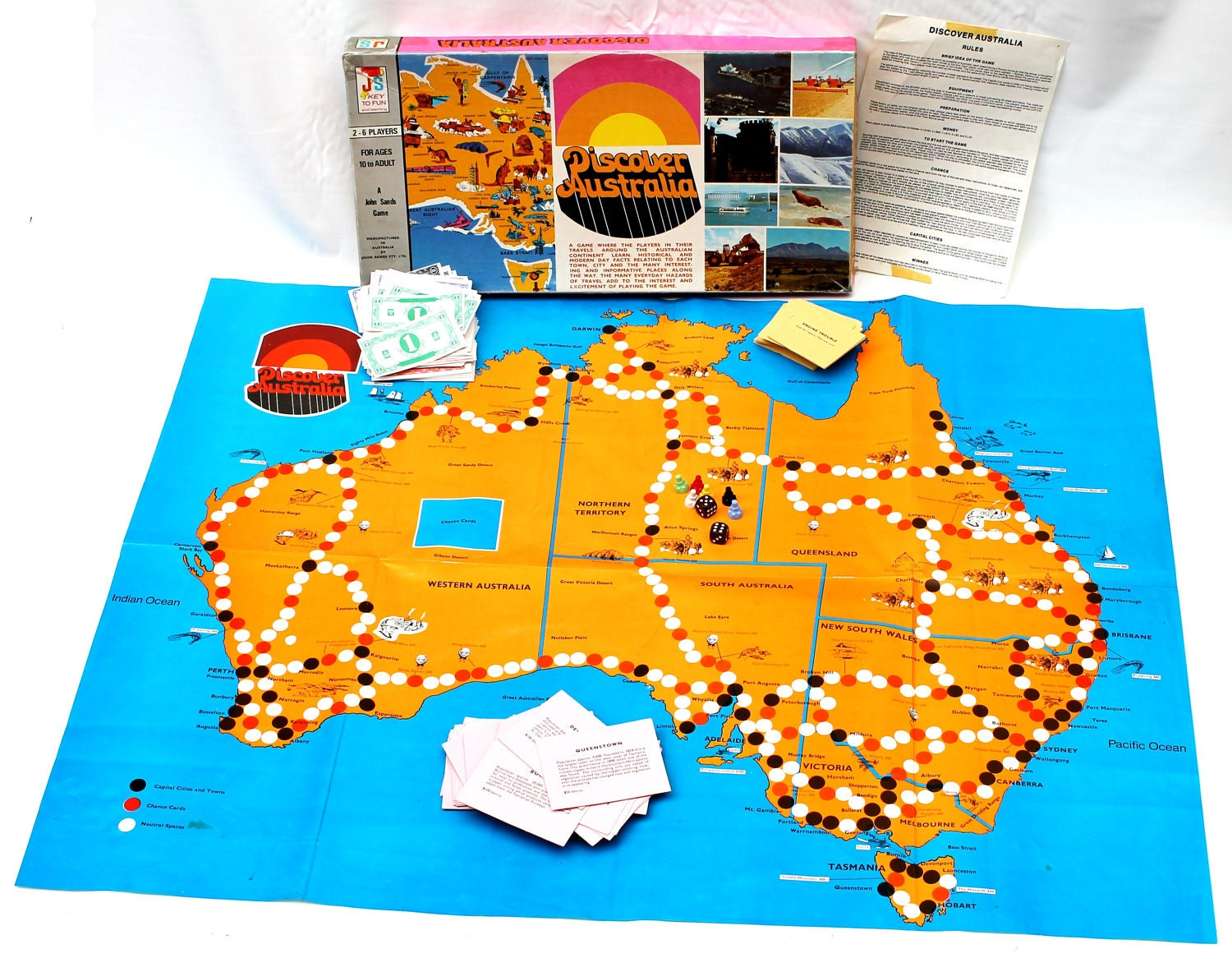Dating board game in Sydney