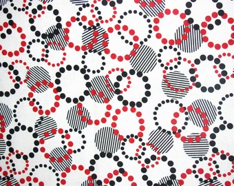 Play Loop Dot Fabric - Hoodie's Collection - PATT 5289 - 2 yards