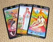 Lady Aquamarine: 1-card tarot reading- Bosch deck