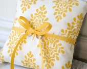 Country Yellow - Ringbearer Pillow