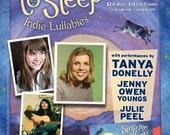 Sing Me to Sleep - Indie Lullabies Event Posters