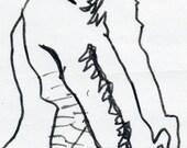 saurian dragon