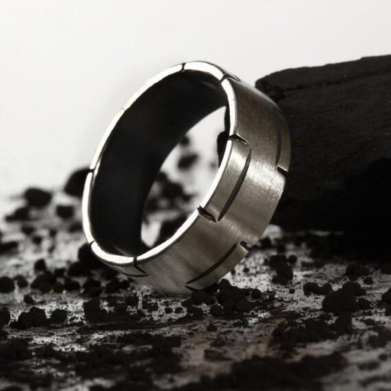 Handmade ring, Silver ring,  Men's Ring, men jewelry, men silver band, men silver ring.