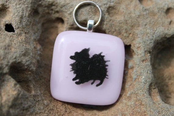 Pomeranian Customize-able Pet ID TAG