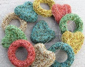 12 Colorful Birdseed Treat Favors