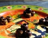 Chai Turmeric Caramel Chocolate (Raw, Organic, Vegan)