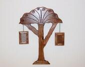 Custom Handmade Wood Family Tree Art