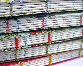 coptic binding tutorial for PAPERBACK books