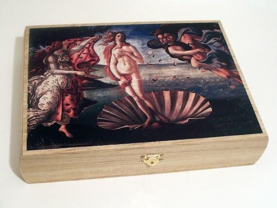 Birth of Venus Box