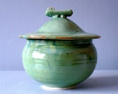 Lidded Jar / ON SALE