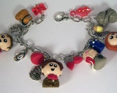 Doctor Who 11th Doctor Charm Bracelet