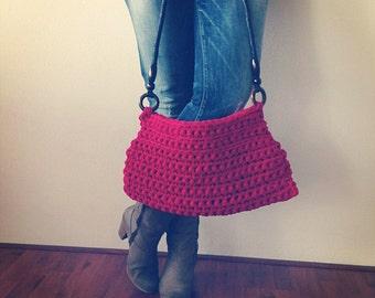 Crochet Bag Pattern - Instant Download