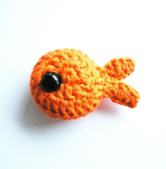 Crochet Fish Pattern - Instant Download