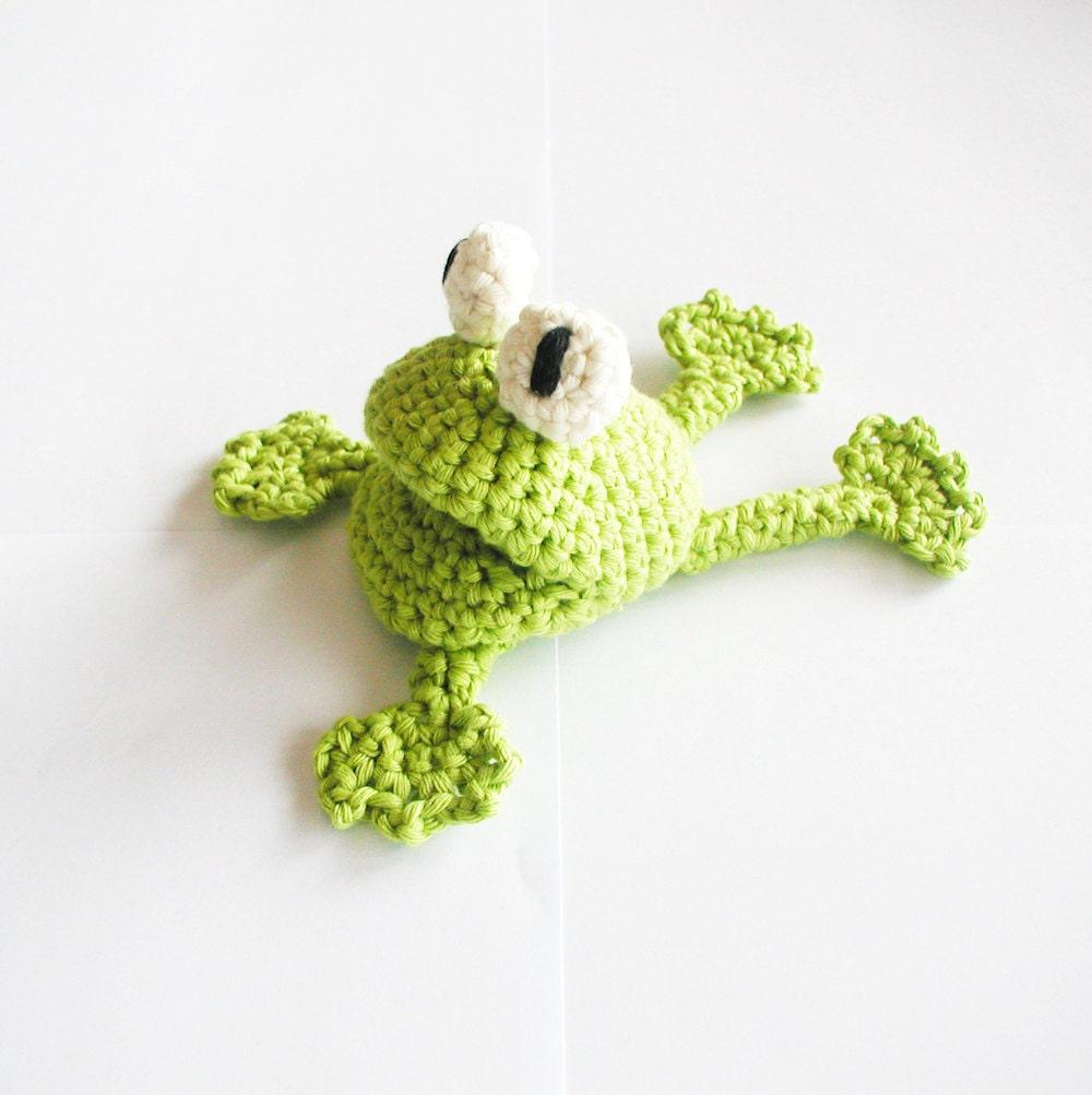 Crochet frog pattern instant download zoom bankloansurffo Gallery