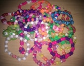 14 kandi single bracelet mystery grab bag