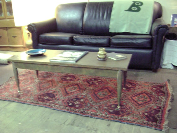 """Vintage 40 to 50 years old Hand Woven Persian Ballouch or Belouch Rug 2' 11"""" by 6' 6"""""""