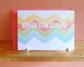 Basic Human Communication Watercolor Note Card Set, featuring hello, thank you, feel better, congratulations, and I love you