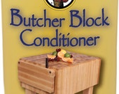 Board Conditioner and Preservative - Mineral Oil and Natural Wax blend