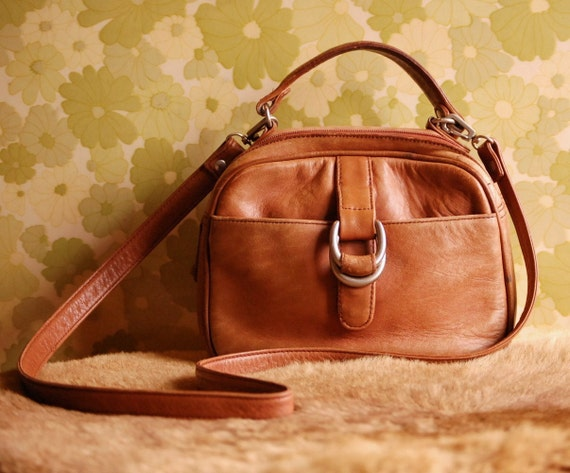 Genuine Leather Pouch/Purse/Messenger bag