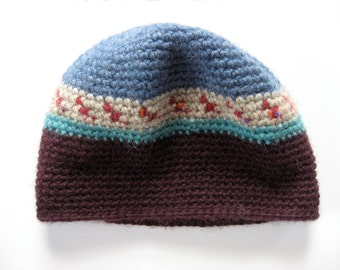 extremely warm child's wool hat