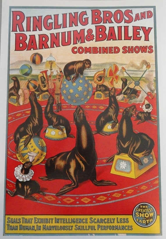 black singles in ringling Title: barnum bailey greatest show earth  if any, are included in black and white  then it is only single volume.