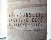 Oscar Wilde Journal
