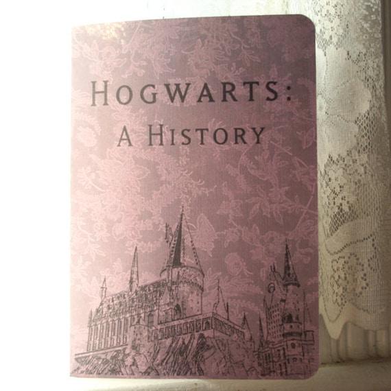 Hogwarts a History Journal