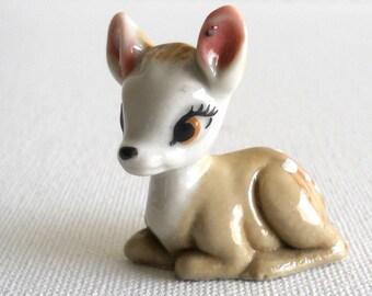 vintage Wade Bambi porcelain figurine