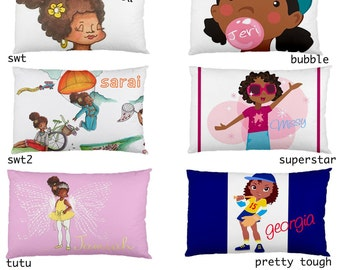 Sweet Dreams - Personalized Pillowcases by Sweet Honey Child