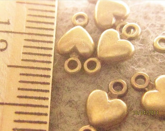SALE-must-have links-heart shaped-30 pcs-F225