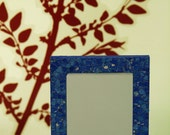 Handmade frame with mirror