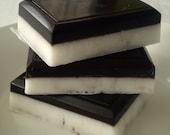 Chocolate Coconut Soap Glycerin