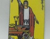 The Magician ( Tarot card ) : iPhone 4s case/ iPhone 4s cover / iPhone 4 Case / iPhone 4 Cover , Decoupage Technique